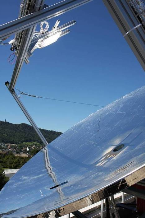 IBM solar collector magnifies sun by 2,000x (without cooking itself), costs 3x less than similar systems | Transición | Scoop.it