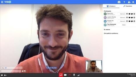 Vidéo-conférence : le français Vis.io simplifie la relation client   L'Expérience Client vue par mc²i Groupe   Scoop.it