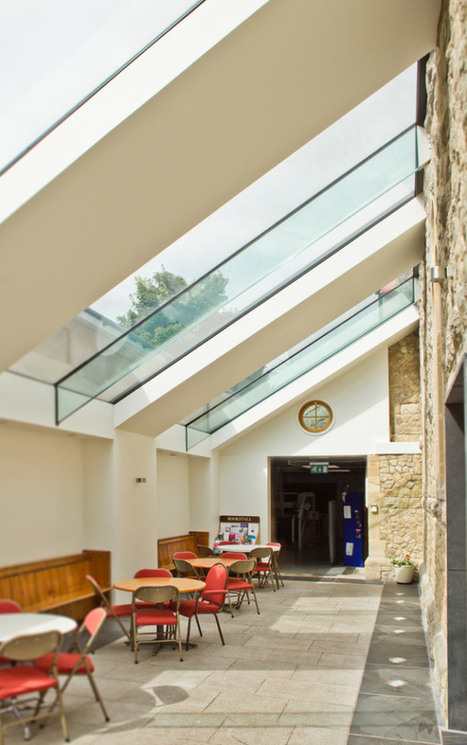 Cantifix Install Structural Glass Foyer at Kent Church   Design & Construction   Scoop.it