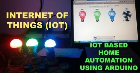 IOT Home Automation using Arduino | Arduino Focus | Scoop.it