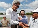 Back in the delta, US envoy Kerry meets Viet Cong foe | World at War | Scoop.it