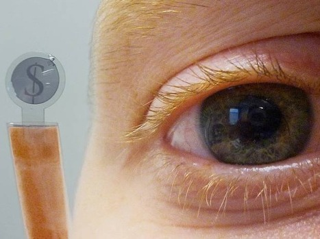 THE END OF SMARTPHONES: Here's A Computer Screen On A Contact Lens | Distance Ed Archive | Scoop.it