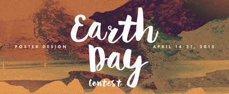 Enter the Earth Day Poster Design Contest | Blogging Contests | Scoop.it