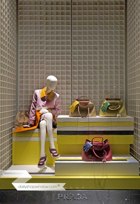 True Colors | fashion retail visual merchandising | Scoop.it