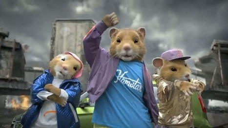 Kia's Hamsters Return, Dance Up a Fur Storm | Adweek | Cool Random Stuff | Scoop.it