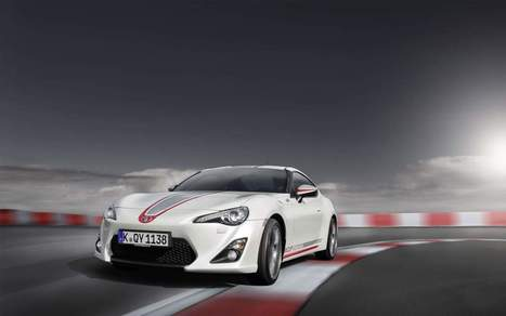 Auto 2014 Toyota GT 86 Cup Edition | Car Images | Social Network for Logistics & Transport | Scoop.it