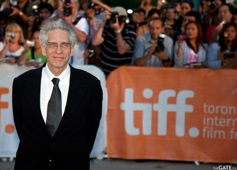 David Cronenberg's work to be celebrated in major TIFF exhibition - The Gate | 'Cosmopolis' - 'Maps to the Stars' | Scoop.it