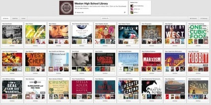 Promoting new titles with Pinterest - via Alida & @joyce NeverEndingSearch   AboutBooks   Scoop.it