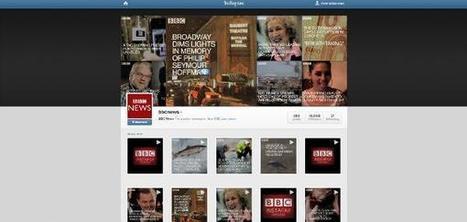 Avec Instafax, la BBC inscrit l'actualité dans le flux et l'image | Libertés Numériques | Scoop.it