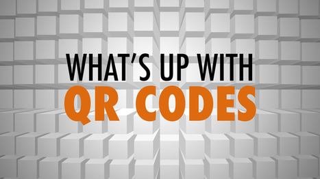 What's Up with QR Codes: Best Tools & Some Clever Ideas - Learning in Hand | Gamification and QR Bar Codes | Scoop.it