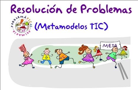 Problemáticas Primaria. Resolución de problemas. Metamodelos TIC | TIC potenciando la educación | Scoop.it