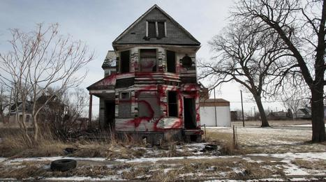 VIDEO. Detroit : la destruction plutôt que la rénovation | Revue de tweets | Scoop.it