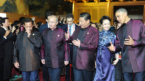 'Bad rap!' How gum-chewing Obama outraged China & other Star Trek adventures at APEC   Saif al Islam   Scoop.it