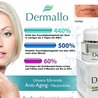 Reduces the visible lines and wrinkles and reduces the appearance of wrinkles