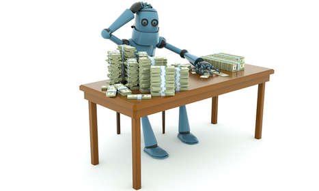 Would you trust a robot with your life savings?   E-media, the Econocom blog   gillieronstephane   Scoop.it