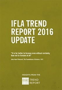 IFLA : Mise à jour du Rapport de tendance | Library & Information Science | Scoop.it