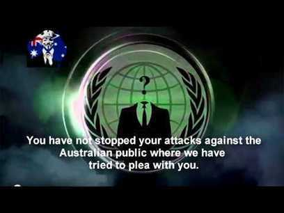 Indonesian hackers still attacking civilian Australian sites, gets final warning from Anonymous Australia | Digital-News on Scoop.it today | Scoop.it