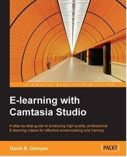 E-learning with Camtasia Studio | Packt | Books from Packt Publishing | Scoop.it