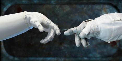 Non, les robots ne vont pas remplacer tous les salariés   Insertion socio-professionnelle des jeunes   Scoop.it