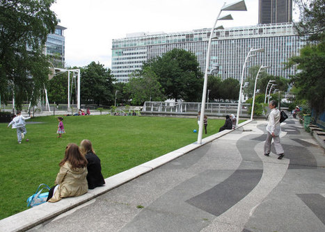 Vie en ville : Replacer l'usager au cœur des espaces verts | Agriculture urbaine, architecture et urbanisme durable | Scoop.it