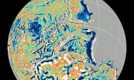 Virtual time machine of Earth's geology now in the cloud   Era del conocimiento   Scoop.it
