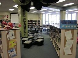 School Library Builds 'The Cave' to Attract Boy Readers | Library inspirations | Scoop.it