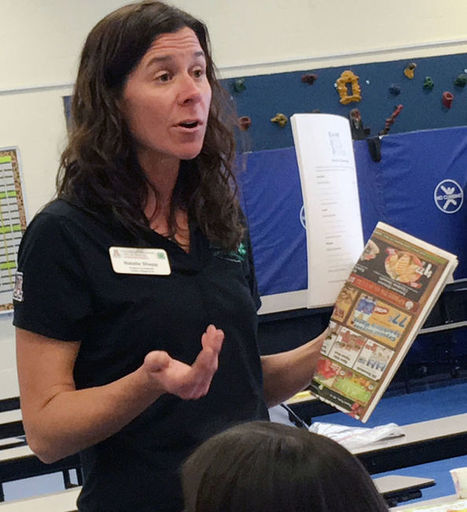 Food smarts taught in new 4-H program | Arizona Daily Star | CALS in the News | Scoop.it