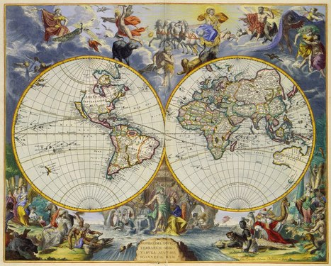 Roundup of Resources on Ancient Geography | Edtech PK-12 | Scoop.it