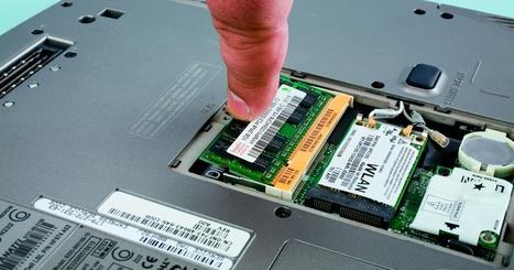 Cómo saber si puedo ampliar la memoria RAM de un portátil | Educacion, ecologia y TIC | Scoop.it