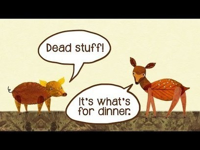 Dead stuff: The secret ingredient in our food chain - John C. Moore | Simplifying Complexity | Scoop.it