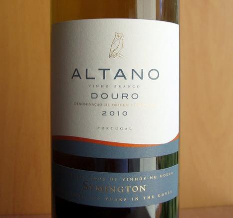 O Puto Bebe: Altano '2010 (Branco)   Wine Lovers   Scoop.it