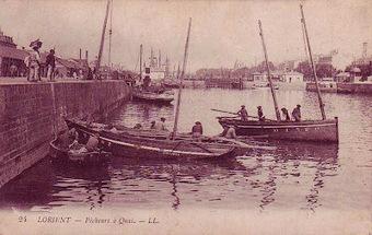 GeneBretagne: Mort sur le quai (Lorient, 6 septembre 1859) | GenealoNet | Scoop.it