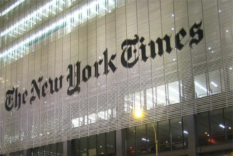 NYT Editor Says It's Only Journalism When He Does It | Brand & Content Curation | Scoop.it