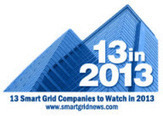 Smart Grid: Smart Grid Companies to Watch: We're down to 25 - help choose our final 13   Internet of Things News   Scoop.it