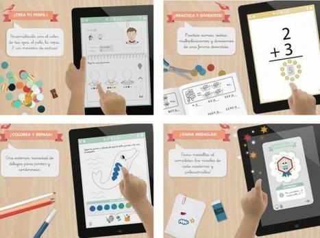 Los libros de actividades infantiles Rubio ahora en iPad | Educación a Distancia y TIC | Scoop.it