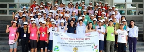 Promoting Science to Future Scientists | DuPont ASEAN | Scoop.it