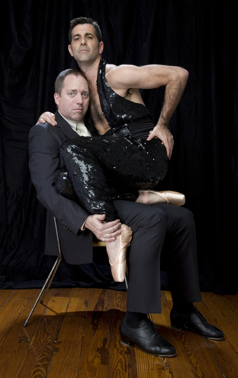 In 'Misters and Sisters,' a cabaret show dedicated to Robert B. Parker - The Boston Globe | Celebrating Fabulosity: Pinup to Burlesque! | Scoop.it