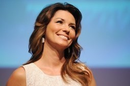 Shania Twain Opens Shania Kids Can Program in Las Vegas | Country Music Today | Scoop.it