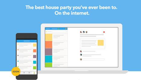 Potluck, la nueva red de Branch | Addict to technology | Scoop.it