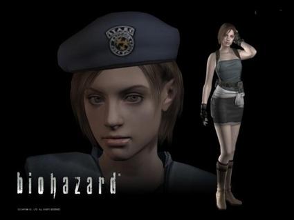 Jill Costumes Resident Evil 3 Jill Valentine C
