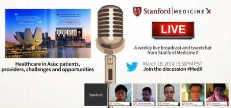Healthcare and Patient Experience - #MedX hangout (video) | Patient Centricity News | Scoop.it