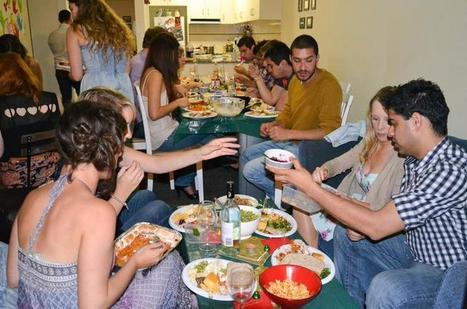 What A Table Full Of Foreigners Taught Me About Thanksgiving | Global education = global understanding | Scoop.it