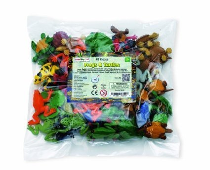 Safari Ltd Frogs and Turtles Bulk Bag | Action