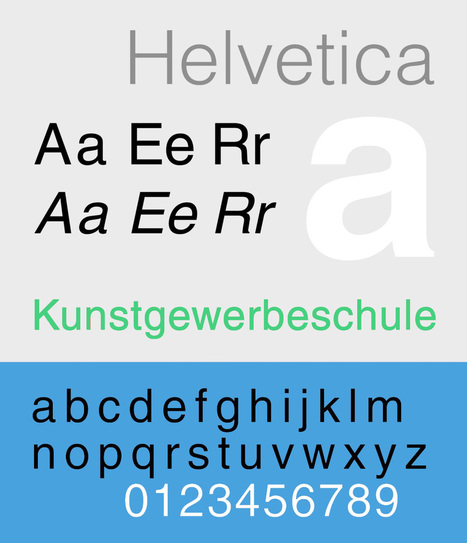 helvetica family pack font free download