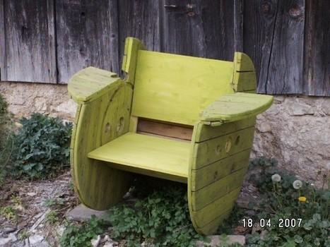 bobine de chantier brico deco eco do it. Black Bedroom Furniture Sets. Home Design Ideas