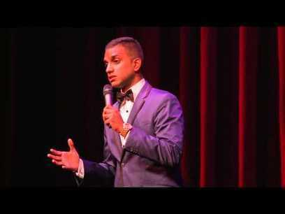 "Aamer Rahman's Hilarious Cilp on ""Reverse Racism"" - Awakened World TV 