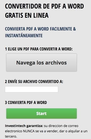 Conversión de archivos en la nube│@EnlanubeTIC | El rincón de mferna | Scoop.it
