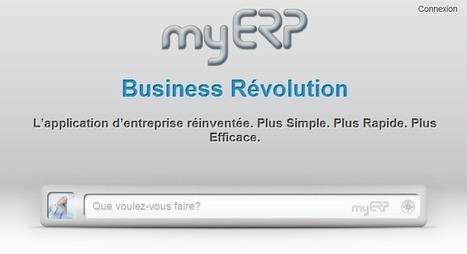 MyERP.com lance une version de son application de gestion cloud dédiée au PME au UK | Gestion de contenus, GED, workflows, ECM | Scoop.it