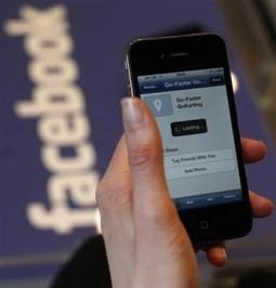 De hauts dirigeants de Facebook vendent une partie de leurs actions | Les réseaux sociaux | Scoop.it