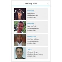 Moodle plugins directory: Teaching Team | tipsmoodle | Scoop.it